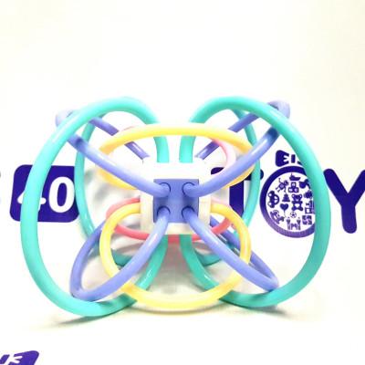 Погремушка Babyip,мягкие кольца, 3188
