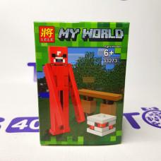 Конструктор MY WORLD  33273