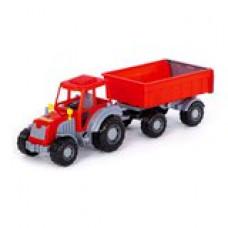 """""""Алтай"""", трактор с прицепом, 35332"""