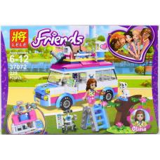 Конструктор Friends 229дет. 37072