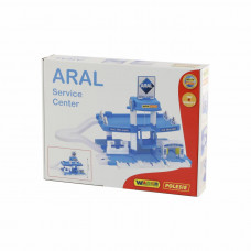 Паркинг Wader Aral-2 2-уровневый в/к 37886