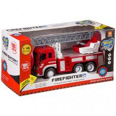 Упр. радио машина пожарная машина М72010
