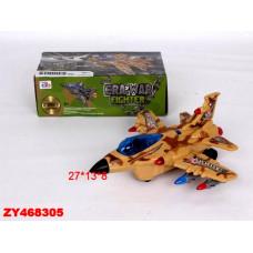 Игрушка самолет н/б в/к ZY468305