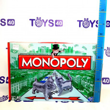 Игра настольная MONOPOLY  №4001