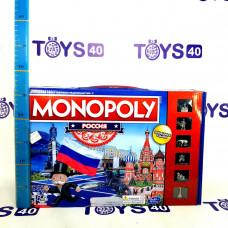 Игра настольная MONOPOLY Россия №4002