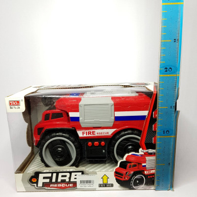 Машинка н/б Пожарная,5577-3