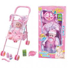 Игр. набор Кукла с аксес., КТ6000