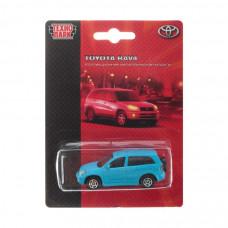 "Машина ""Технопарк"" металл. Toyota Rav4  TOP608B"