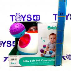 Набор Babyip, шар,свет+ звук 6200