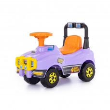 Автомобиль Джип-каталка сиреневый, 62864