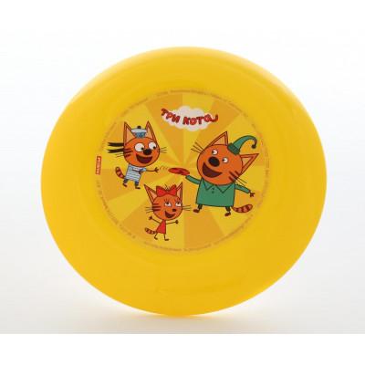 """Летающая тарелка """"Три кота"""" 63205"""