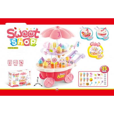 Игр. набор Магазин сладостей, 668-53