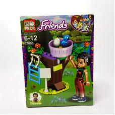 Конструктор Friends,  67005