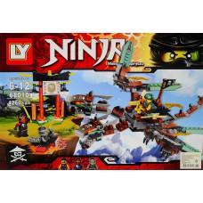 Конструктор NINJA,68009/68010
