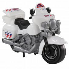 Мотоцикл полицейский (NL) (в пакете) 71323