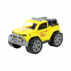 """Автомобиль """"Легион""""№3(желтый)76038"""