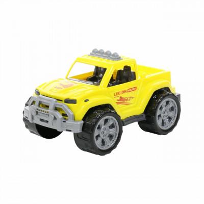 """Автомобиль """"Легион""""№1(желтый)76045"""
