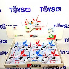 Игрушка Самолет н/б 7709