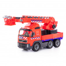 """""""Volvo"""", автомобиль пожарный (NL) (в сеточке) 77301"""