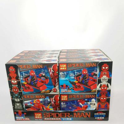 Конструктор SPIDER-MEN 7825