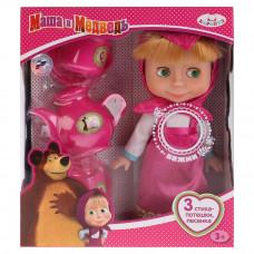 """Кукла """"Карапуз""""Маша и Медведь.Маша 83033T(9)"""