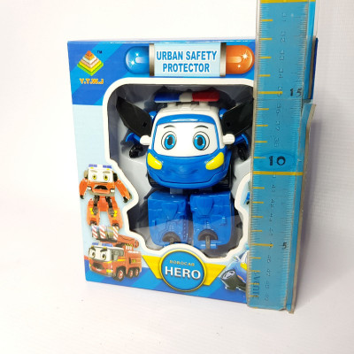 Игрушка Робот-машинка 83168-JC1
