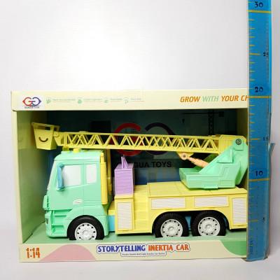 Машинка Аварийная, 858-017