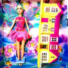 Игр. набор Кукла BEAUTY с домиком. 860