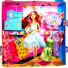 Игр. набор Кукла BEAUTY с акс., 881