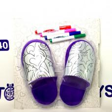 Набор стилиста,обувь 886