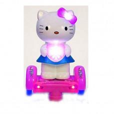 Игрушка н/б. Hello Kitty на гироскутере. 9409-2