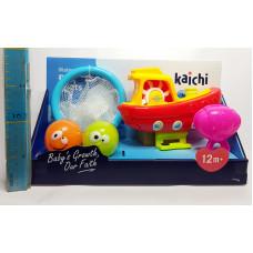 Набор игрушек для купания Kaichi, 999-206