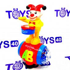 Игрушка н/б Клоун, 999-5