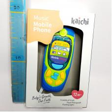 Телефон муз. н\б, Kaichi, 999-72B