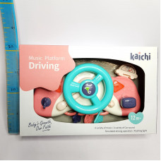 Интеракт. игрушка с рулем Kaichi, 999-85