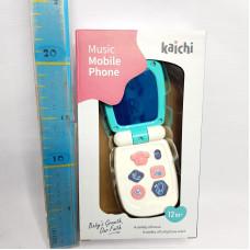 Телефон муз. н\б, Kaichi, 999-95B