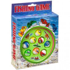 Набор игровой Рыбалка н/б, 4 удочки, Б6339