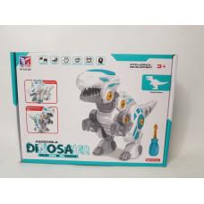 Динозавр констр. с отверткой, BT2233EC