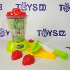 Игр. набор Миксер и фрукты, BQ802