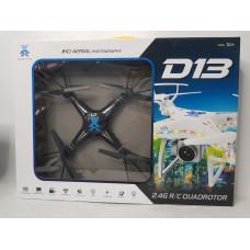 Квадрокоптер на Р/У D13