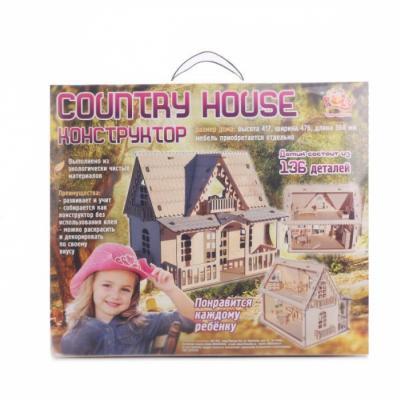 """Конструктор """"Country House"""" ДК-3"""