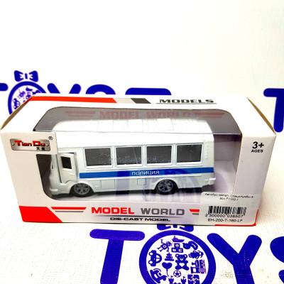 Автобус метал. Спецслужбы,в асс.F1102-1