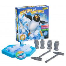 Настольная игра Ловушка для пингвина Ф77172