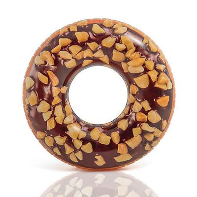 Круг Пончик шоколадно-ореховый 99х25 см от 9 лет И56262