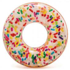 Круг Пончик с обсыпкой 99х25 см от 9 лет И56263