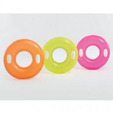 Круг Hi-gloss 76см, от 8лет, 3 цв И59258