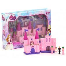 Дом для кукол Girls club с аксес. Звук и свет IT100322(18)