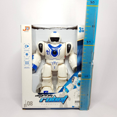 Робот н/б.свет и звук, JD199-5A