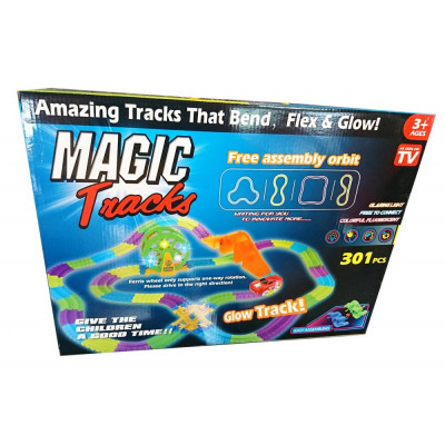 Magic Tracks 301 дет. 8225