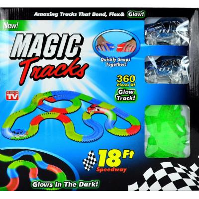 Magic Tracks T360 2 маш.